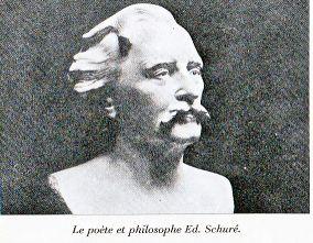"""Résultat de recherche d'images pour """"SCHURÉ Edouard"""""""